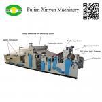 Full automatic rewinding kitchen towel paper making machine price