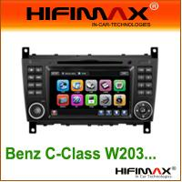 Buy cheap 7''Car Radio (DVB-T & TMC optional) for C-Class W203(2004-2007)CLC(2008-10).. from wholesalers