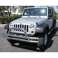 Quality Black Jeep Wrangler Front Bumper for sale