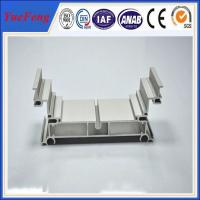 Buy 6000 series alloyed aluminum profile factory price / aluminum profile with at wholesale prices