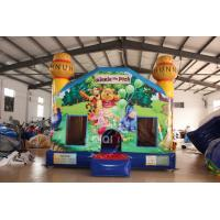 Quality Inflatable bouncer Winnie The Hoop bounce House for sale