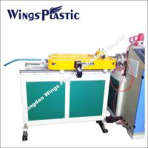 China Plastic corrugated pipe corrugator machine on sale
