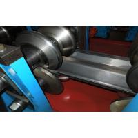 Buy cheap W Type Highway Guardrail Roll Forming Machine Freeway Barrier Cold Forming from wholesalers