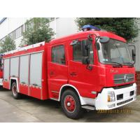 Buy cheap Dongfeng tianjin 5300L foam fire fighting truck from wholesalers
