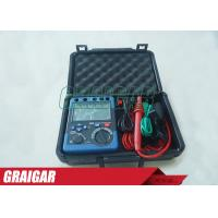 Buy High Voltage Insulation Meter digital Insulation Resistance Tester CEM DT-6605 at wholesale prices