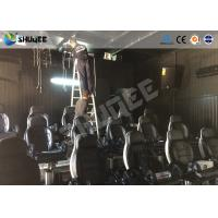 Quality 7D special design small motion cinema , more popular more beautiful more comfortable for sale