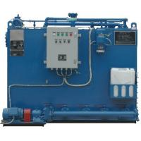 Quality 440V 3.9KW Package Sewage Treatment Plants  , Sewage Treatment Plant For Ships for sale