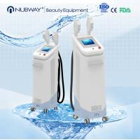 high quality fast removal diode laser hair removal machine with SHR and IPL handles for sale