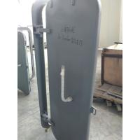 Quality Steel Material Marine Weathertight Single-leaf Quick Action Steel Doors for sale