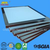 Buy cheap SALE white Polyester Screen Printing Mesh Frame For Stained Paper Printing from wholesalers