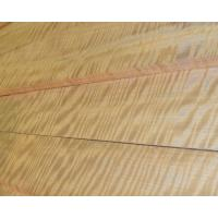 Quality Sliced Natural Movingui Wood Veneer Sheet for sale