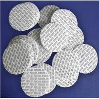 Quality Peelable easy peel off induction aluminum foil gasket/seal for beverage bottles induction seal liner for sale