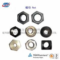 Quality Railroad Locking Nut for Rail Fastenging System for sale