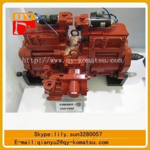Quality OEM kawasaki hydraulic pump, k3v63dt k3v112dt k3v140dt hydraulic pump for sale