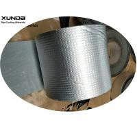 Reinforced Square Aluminum Butyl Putty Tape For Construction Buidling for sale