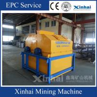 High Automaticity Magnetic Separation Equipment , Magnetic Drum Separator