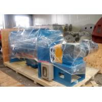 Plough Type Powder Ploughshear Mixer For Cement Plants / Fly Ash Plant for sale