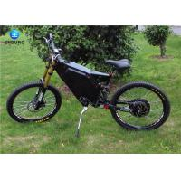 Quality Heavy Duty Gravity Mountain Stealth Electric Enduro Bike For Womens / Mens for sale