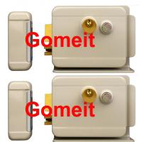 Quality Single Door Access Electric RIM Lock Power To Unlock 140 X 116 X 35mm Long Life for sale