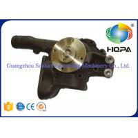 China Casting Iron Excavator Hydraulic Parts R14884090 Water Pump Standard Size on sale