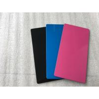 Colorful Waterproof Wall Covering Panels , External Cladding Materials For