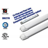Energy Saving T8 LED Tube Light 1500mm Long 3000K Warm White 3120lm for sale