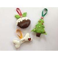 Quality Blankets cloth Christmas ornaments for sale