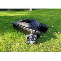 Quality OEM / ODM catamaran bait boat DEVICT bait boat DEVC-300 black hull ABS plastict for sale