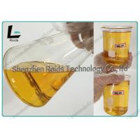 Quality Yellow Liquid Finished Trenbolone Acetate 100mg Muscle Bulking Trenabolic 100 for sale
