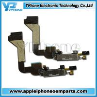 Quality OEM Audio Jack Flex Cable with Metal and Plastic for IPhone 4 for sale