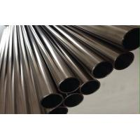 China ISO 38.1 x 1.65 400 Grit Polish Seamless Food Grade Steel Tube ASTM A270 AISIS 316L on sale
