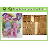 Quality Coated Blister Board Paper C1s Folding Box Board Sheet For Packing for sale