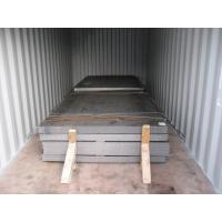 Quality 2348mm SPHC / ASTM A36 / SAE 1006 Hot Rolled Checkered Steel Plate, 1.5 - 40.0MM Thickness for sale