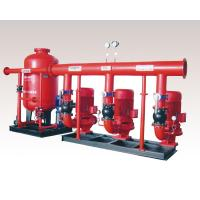 Vertical Multi-Stage Fixed-Type Fire Pump Package for sale