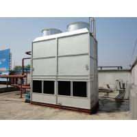 Quality stainless steel tube 2 axial fan top side evaporative condenser for sale