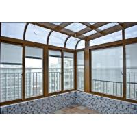 Quality mini blinds for sun Rooms System for sale
