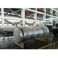 China Alloy Steel Forged Spindle Shaft Forging 100T OEM For Hydraulic Turbine on sale