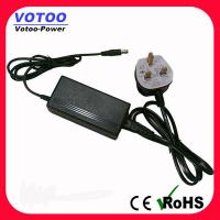 Quality Desktop 36W Switching 12Vdc Power Supply 3A For DVR / NVR Camcorder for sale