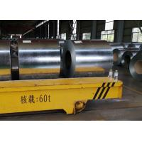 China Regular Spangle Hot Dipped Galvanized Steel Coils on sale