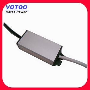 Quality 10W 1050mA High Power LED Waterproof Power Supply AC110V-240V 50 - 60HZ for sale