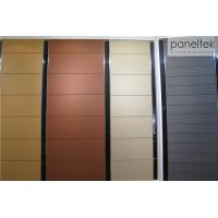 Quality Colorful Building Wall PanelsFrost Resistance For Terracotta Rainscreen System for sale