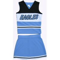 Quality 2014 custom OEM Cheerleader Uniform for sale