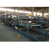 Quality PPGI EPS and Rockwool Sandwich Panel Production Line PLC Control Box for sale