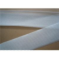 Buy White Woven Elastic Webbing Straps Garments 20Mm Webbing Straps at wholesale prices