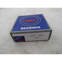 Quality 2207 2208 2200 NSK Self Aligning Ball Bearing 35 X 72 X 23 MM For Wind Electricity for sale