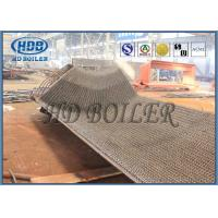 Quality Typical Industrial Cyclone Separator , Boiler Dust Cyclone Separator Gas Solid Separation for sale