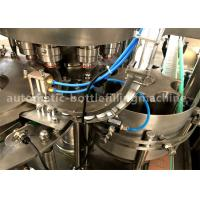 China 500 Ml Pet Bottle Drinking Water Packaging Machine For Pure Water Production on sale