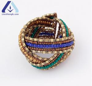 Buy cheap Bohemian Beads Bangle Ball Shape Retro Bracelet BSL347 from wholesalers
