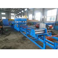 Buy Highway Guardrail Roll Forming Machine Hydrualic Punching Cutting at wholesale prices