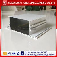 Quality 6063 T5 extruded window aluminum profiles factory direct sales for sale